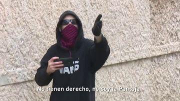"""Equipo de Investigación localiza a 'El Cuco' en Francia: """"No tienen derecho a grabarme, no soy la Pantoja"""""""