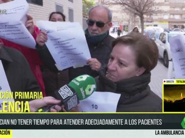 Sin personal y con cuatro pacientes a la misma hora: el grave problema de la atención primaria en Valencia