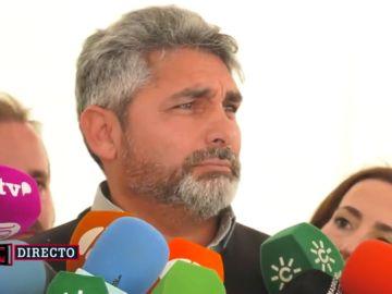 Juan José Cortés, hablando desde Totalán