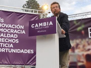 Javier Iglesias, padre de Pablo Iglesias