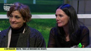 Nuria y Pilar, médicas que dimitieron en Burgos