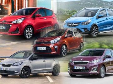 Urbanitas y con precio ajustado: 5 alternativas al renovado Renault Twingo