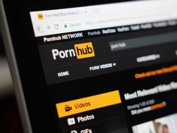 Página porno (Archivo)