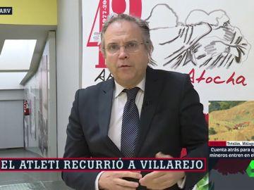 Antonio Miguel Carmona, concejal del PSOE