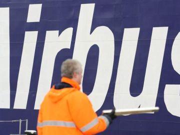 Un empleado de Airbus