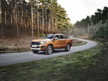 Llega a España la gama Ford Ranger 2019