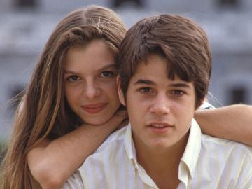 Paloma Gómez y Jorge Sanz