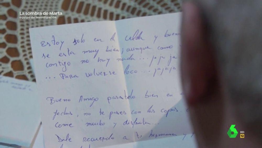 Cartas de Miguel Carcaño