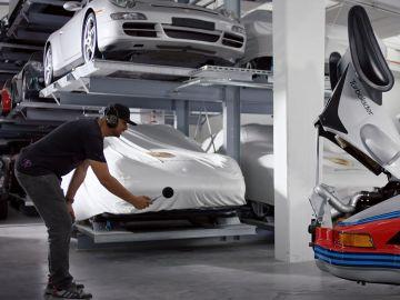 Porsche nos presenta un Top5 con sus coches más 'escandalosos'