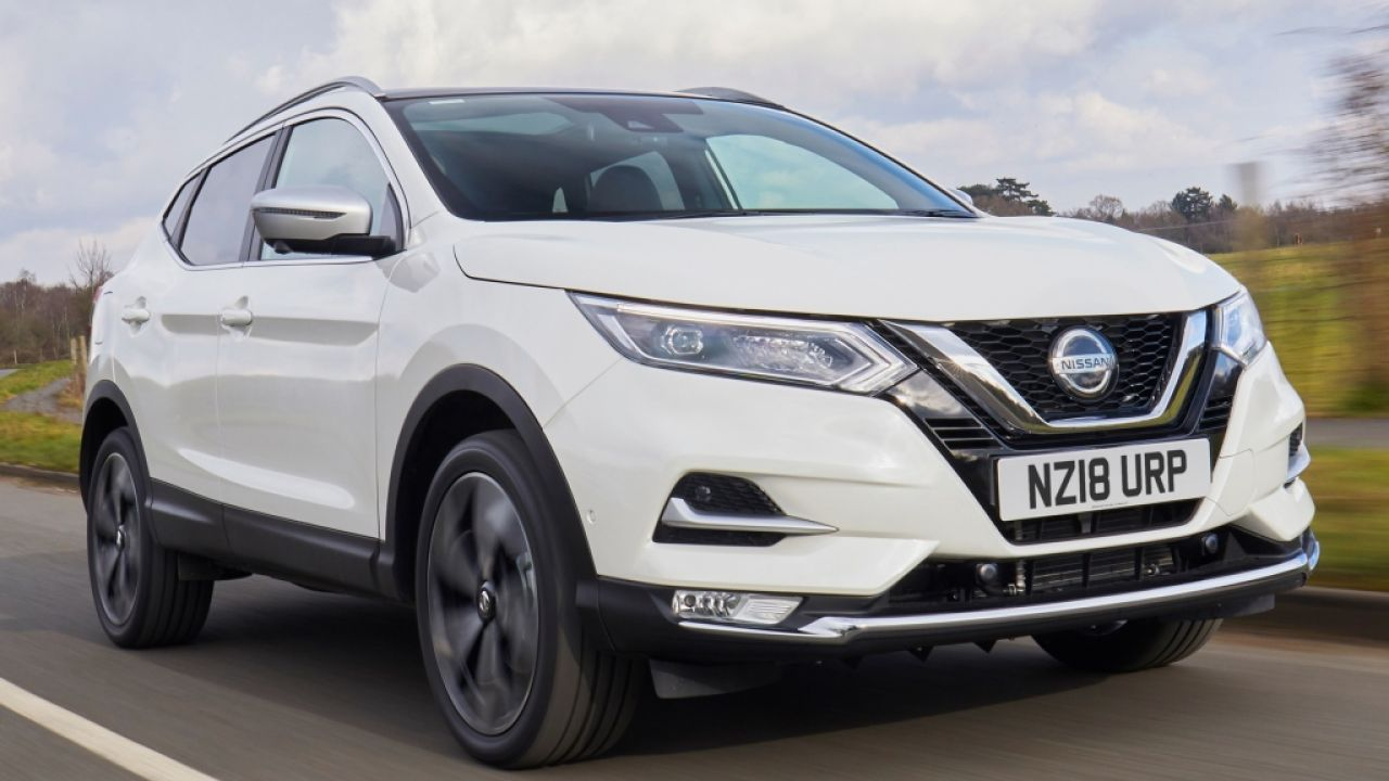 La oferta del Nissan Qashqai crece con nuevos motores