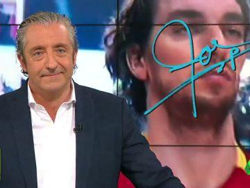 """Josep Pedrerol: """"Qué suerte hemos tenido con Gasol, Nadal y Alonso. Sólo un deseo: que no se retiren nunca"""""""
