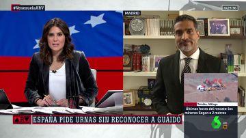 """Juan Carlos Rodríguez, abogado internacional: """"Venezuela exige cambios, y Guaidó es el camino que se debe tomar"""""""