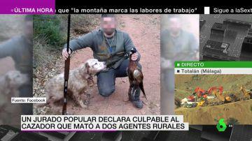 Cazador que mató a dos agentes rurales en Lleida