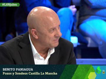 Benito Paniagua, pocero