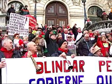 Carretera y Manta viaja este miércoles al País Vasco para hablar con los pensionistas