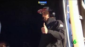 """Fernando Alonso, a por la victoria en Daytona: """"En 24 horas tiene que salir todo perfecto"""""""
