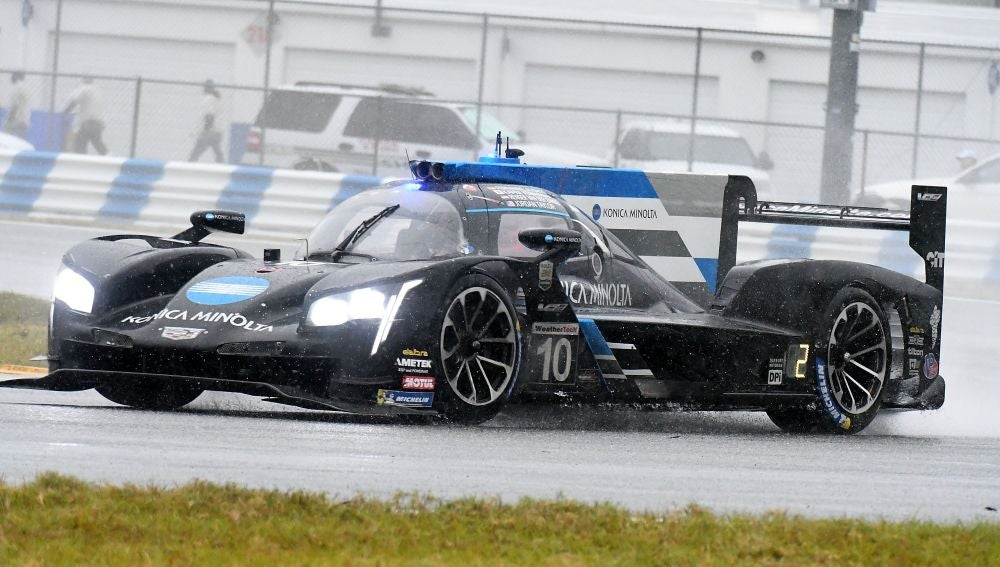 Alonso campeón en Daytona
