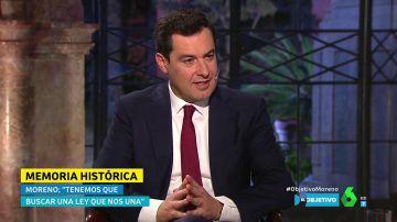 Ana Pastor entrevista a Juanma Moreno