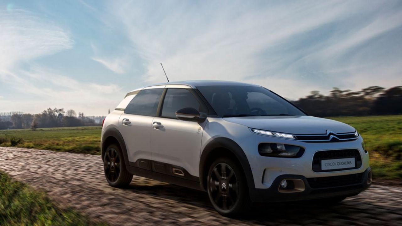 La edición Origins, también para el Citroën C4 Cactus