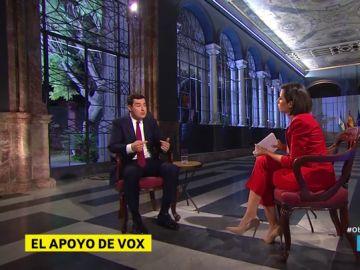 Juanma Moreno responde a Ana Pastor