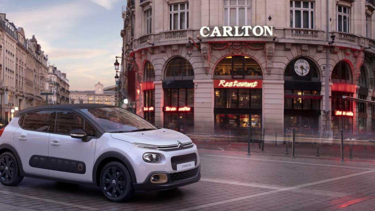 Nueva edición limitada 'Origins' para el Citroën C3