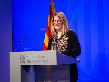 Elsa Artadi, Generalitat Catalunya
