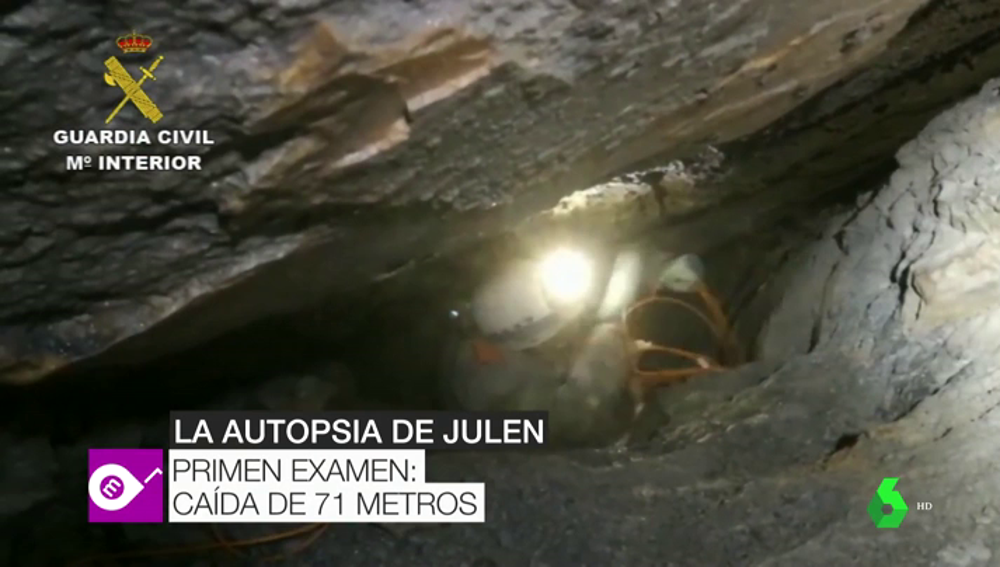 El informe de la autopsia preliminar de Julen ya está en los juzgados