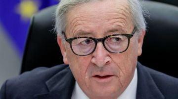 Jean Claude Juncker  en la Comisión Europea
