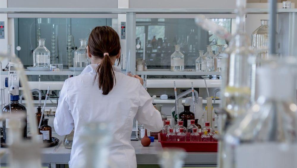 Imagen de un laboratorio hospitalario (Archivo)