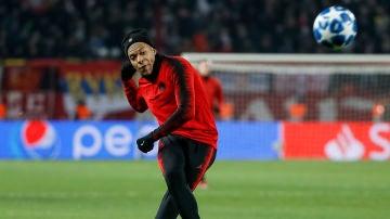 Mbappé, jugador del PSG