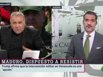 """Juan Carlos Gutiérrez: """"Un conflicto armado con muertos en Venezuela será responsabilidad de Nicolás Maduro, no de Estados Unidos"""""""