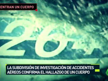 Hallan el avión de Emiliano Sala con un cuerpo dentro