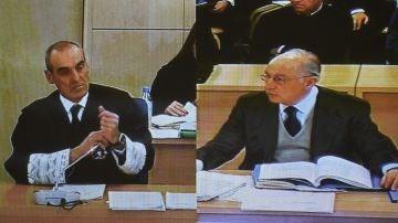 Interrogatorio de Alejandro Luzón a Rodrigo Rato, expresidente de Bankia
