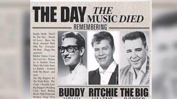 Se cumplen 60 años del día que murió la música