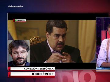 Entrevista a Jordi Évole en El Intermedio