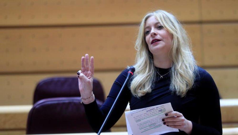 La senadora del PP Esther Muñoz