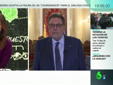 Mamen Mendizábal entrevista a Josep Lluís Cleries