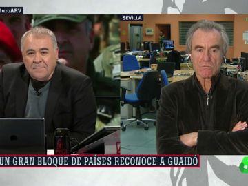 Javier Pérez-Royo en ARV