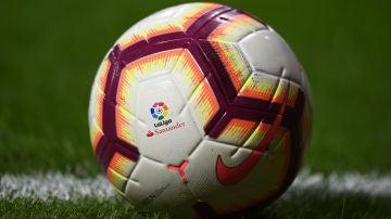 El balón de Primera División