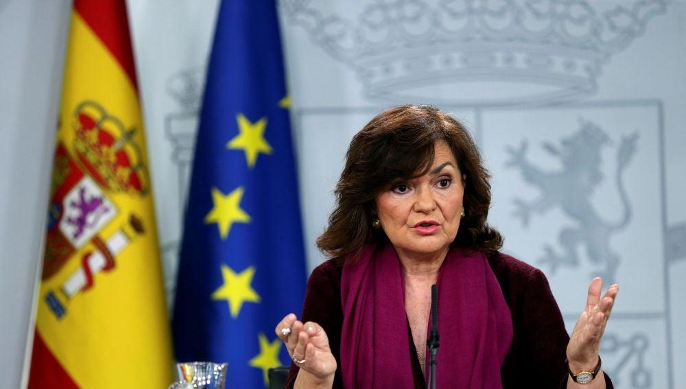 El Gobierno da por fracasada la negociación con los independentistas
