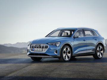 El Audi e-tron ya tiene precio en España