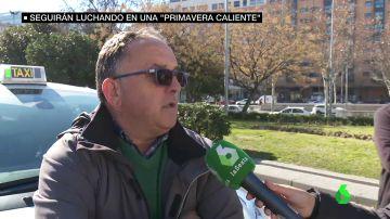 Taxista de Madrid