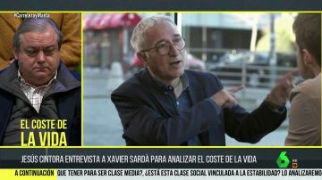 Xavier Sardà en Carretera y Manta