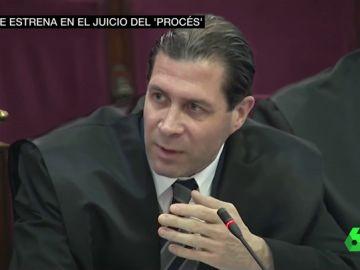 Pedro Fernández, abogado de Vox