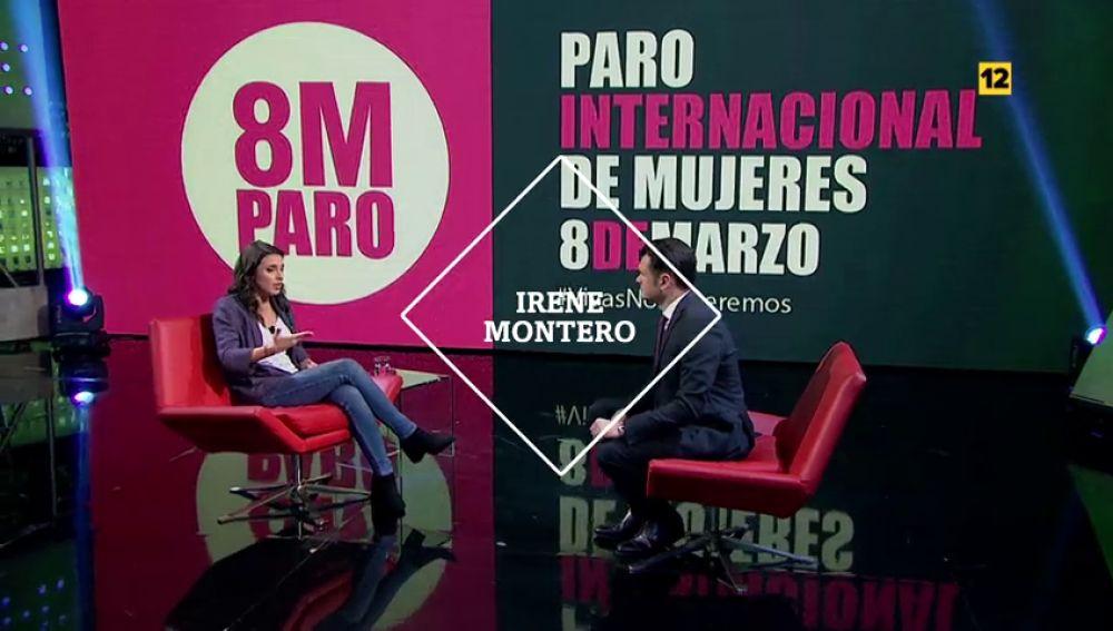 Irene Montero y Raúl Pérez visitan este sábado el plató de laSexta Noche