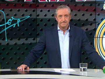 """Josep Pedrerol: """"Ni miedo ni historias. En el Madrid no se habla. En el Madrid… se gana"""""""