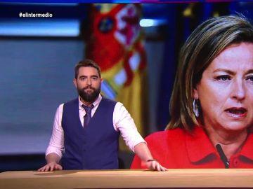 """""""Sí, es lo que parece, Ana Oramas ha protagonizado el momento clasista del año"""": el análisis de Dani Mateo sobre el debate de los Presupuestos"""