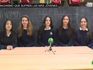 Cinco alumnas denuncian el machismo que sufren las estudiantes