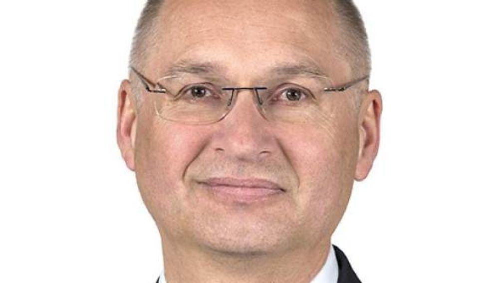 El diputado esloveno Darij Krajcic