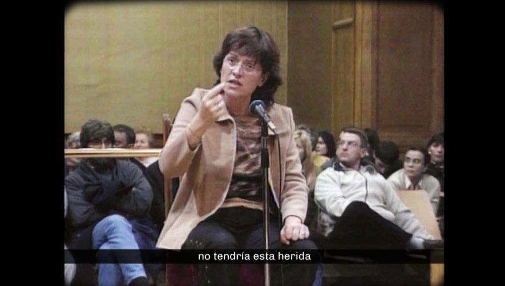 La farmacéutica de Olot, María Ángeles Feliu
